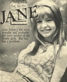 beatles jane asher